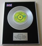 WIZZARD - I WISH IT COULD BE CHRISTMAS EVERYDAY PLATINUM single presentation Disc